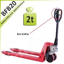 Paletový vozík BFB20