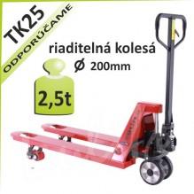 Paletový vozík TK 2500