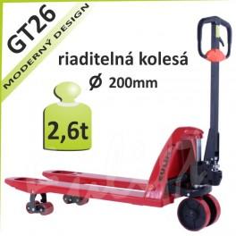 Paletový vozík GT26