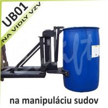 Nosič sudov UB01
