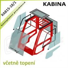 Kabina KAB15-18-1