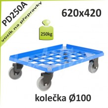 Podvozek přepravky PD250A