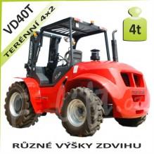 Vysokozdvižný vozík VD40T