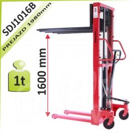 Vysokozdvižný vozík SDJ1016B