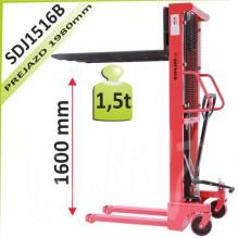 Vysokozdvižný vozík SDJ1516B