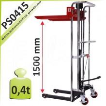 Vysokozdvižný vozík PS0415