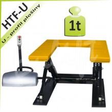 Zdvíhacia plošina HTF-U