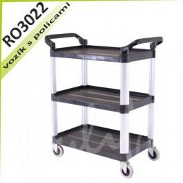 Policový vozík RO3022