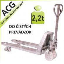 Paletový vozík ACG