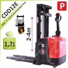 Vysokozdvižný vozík CDD12E