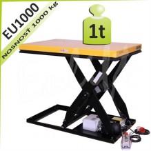 Zdvíhacia plošina EU1000