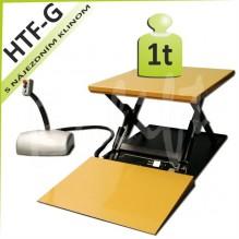 Zdvíhacia plošina HTF-G