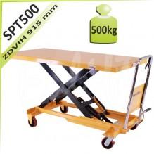 Zdvíhací stôl SPT500