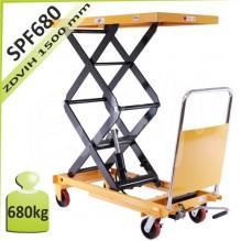 Zdvíhací stôl SPF680