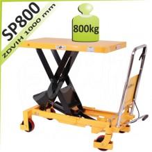 Zdvíhací stôl SP800