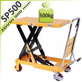 Zdvíhací stôl SP500