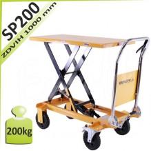 Zdvíhací stôl SP200
