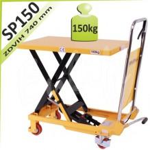 Zdvíhací stôl SP150