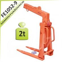 Žeriavové vidly FE1052-9