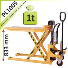 Nožnicový stôl PL100S