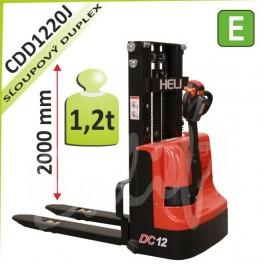 Vysokozdvižný vozík CDD1220J