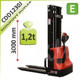 Vysokozdvižný vozík CDD1230J