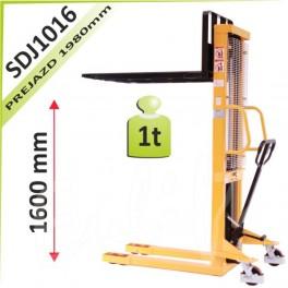 Vysokozdvižný vozík SDJ1016