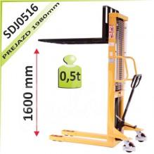 Vysokozdvižný vozík SDJ0516