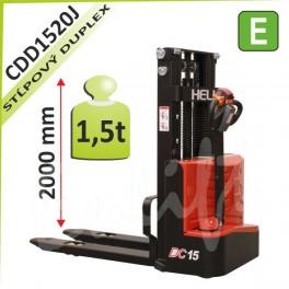 Vysokozdvižný vozík CDD1520J