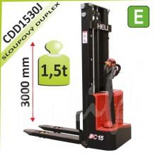 Vysokozdvižný vozík CDD1530J