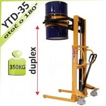 Manipulátor sudov YTD-35
