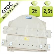 Otočné zariadenie XZ22J-B1