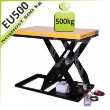 Zdvíhacia plošina EU500