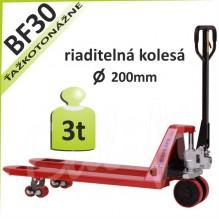 Paletový vozík BF30
