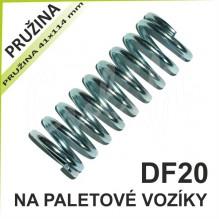 Pružina hydrauliky na paletové vozíky DF20