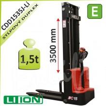 Vysokozdvižný vozík CDD1535J-Li