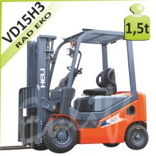 Vysokozdvižný vozík VD15H3 diesel