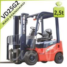 Vysokozdvižný vozík VD25G2 diesel