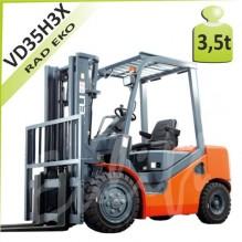 Vysokozdvižný vozík VD35H3X diesel