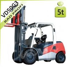 Vysokozdvižný vozík VD50G3 diesel