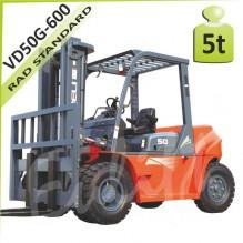 Vysokozdvižný vozík VD50 G-600 diesel