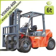 Vysokozdvižný vozík VD60 G-600 diesel