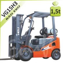 Vysokozdvižný vozík VG15 H3 LPG
