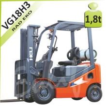 Vysokozdvižný vozík VG18 H3 LPG