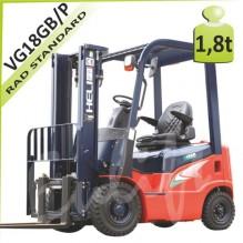 Vysokozdvižný vozík VG18 G LPG/BENZÍN