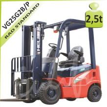 Vysokozdvižný vozík VG25G2 LPG