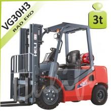 Vysokozdvižný vozík VG30 H3 LPG