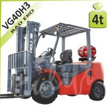 Vysokozdvižný vozík G-VG40 LPG