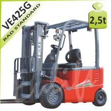 Akumulátorový vozík VE425 G