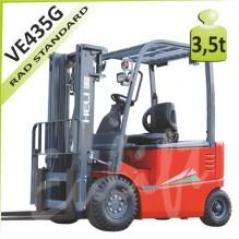 Akumulátorový vozík VE435G